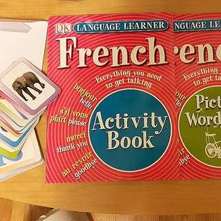 French Language Learning Kit