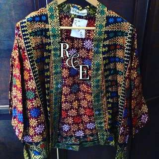 R&E Dresanala Batik Outer