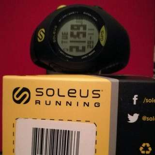 Soleus GPS Mini