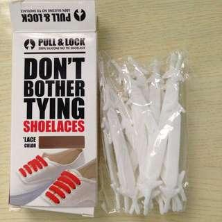 No Tie Shoelaces!