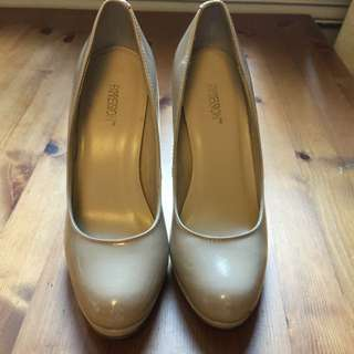 Nude Expression Heels (6.5)