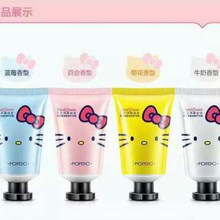 Hello Kitty Hand Lotion