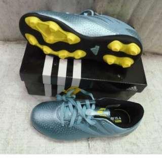 【足球福利社】ADIDAS 愛迪達 兒童足球鞋 MESSI 15.4 釘鞋