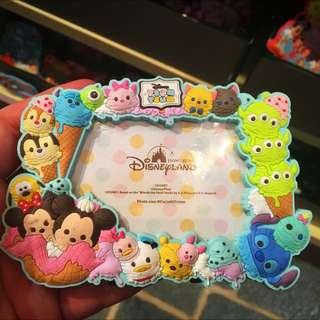 Hongkong Disneyland Sweet Delight All Characters Frame