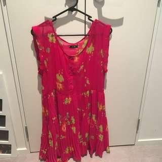 Rusty Dress