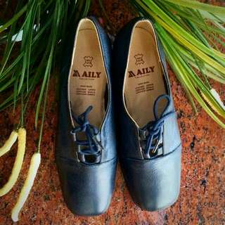 AILY Handmade Leather Dress Shoes