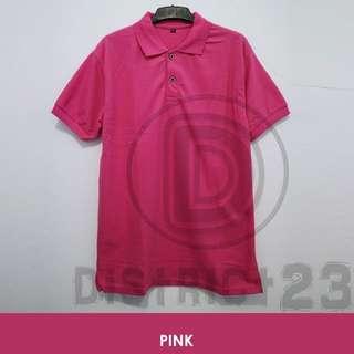 Polo Shirt / Kaos Polo ( Size : S - XXXL )
