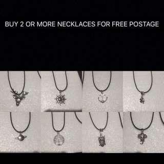 $5 Necklaces!