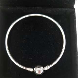 Pandora Silver Bangle Bracelet