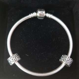 Pandora Iconic Starter Set Charm Bracelet
