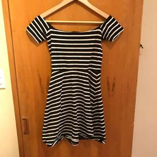 Glassons Off- Shoulder Dress Size XS
