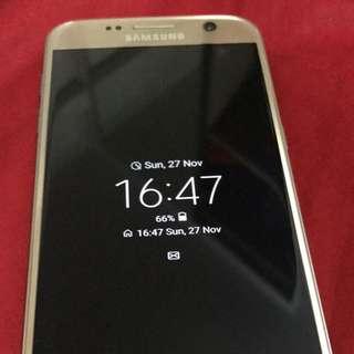 Samsung S7 Gold 32gb