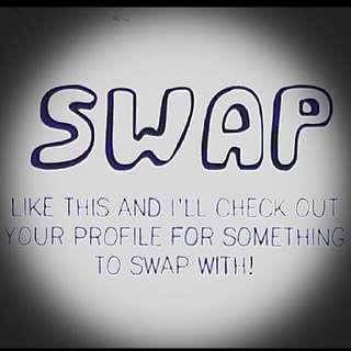 Like To Do A Swap