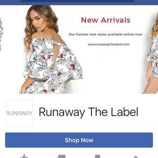 Runaway The Label Voucher