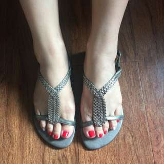 Sole Mate Sandals Size 6