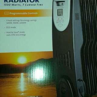 Radiator Heater