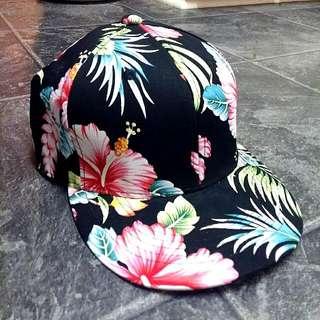 Flower Hat Never Worn