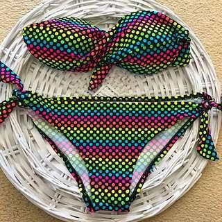 Multicolored Bikini