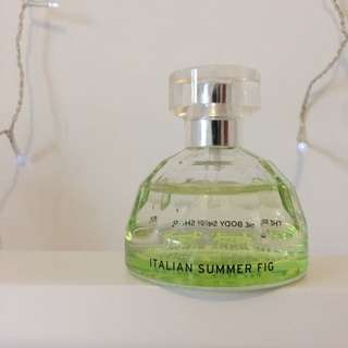 The Body Shop Italian Summer Fig Eau Du Toiletter