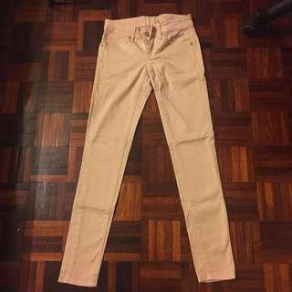 Mango Peach Jeans