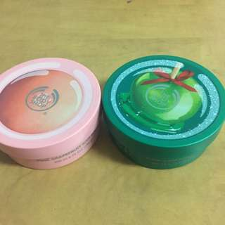 Body Shop Butter FULL SIZE
