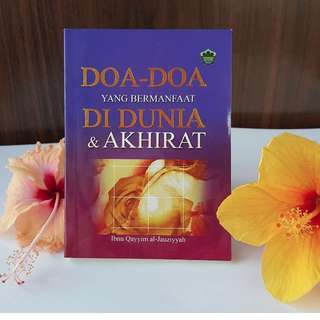 Door Gift Buku Agama: Doa-Doa Yang Bermanfaat Di Dunia & Akhirat