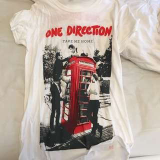 One Direction Size M Top