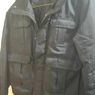 Black Jacket for 11-12 Years Old Boy $10