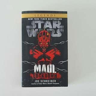 Star Wars Maul Lockdown