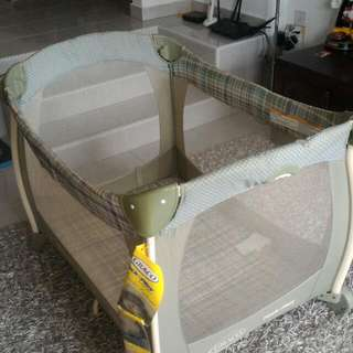 Baby Play Pen. Pack'n'Play Graco Auction Best Price Offer By This Saturday Gets  This Item