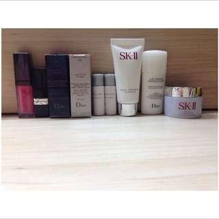 專櫃化妝保養品