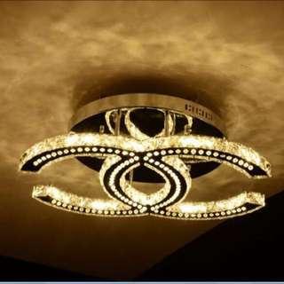 'chanel' Design Crystal Lighting