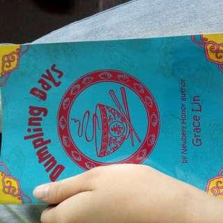 Dumpling Days Book