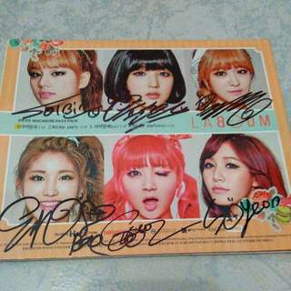 Signed CD LABOUM - Petit Macaron [Data pack]