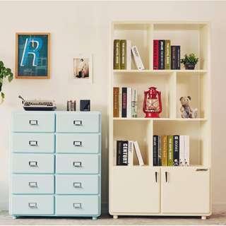 Pico Bookcase Display Shelf