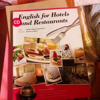 English for Hotels and Restants