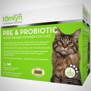 Tomlyn Pre & Probiotic For Cats