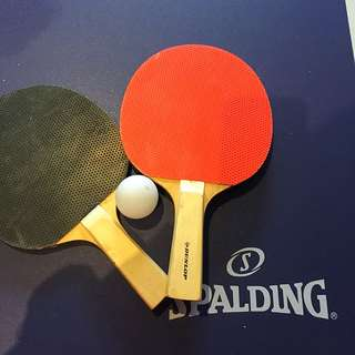 Ping Pong Table And Sets