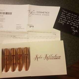 Kylie Cosmetics KoKo Mini Set
