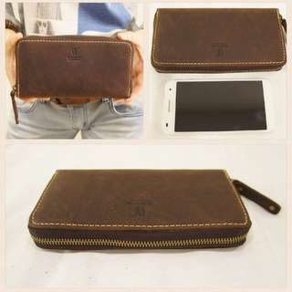 CEVE authentic Cow Leather Wallet/ Purse Year End Promo 30 % Off