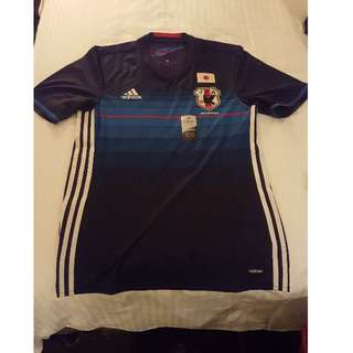 AUTHENTIC JAPAN TEAM JERSEY BOLA 2016