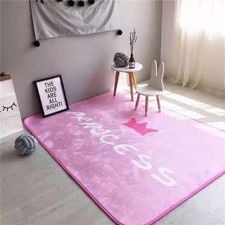 Princess 👸 Carpet