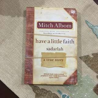 Have A Little Faith (Mitch Albom)
