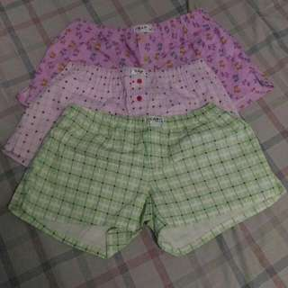 Comfy Shorts For Girls / Boxer Shorts For Girls