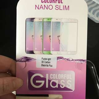 iPhone 6s Plus Full Tempered Glass