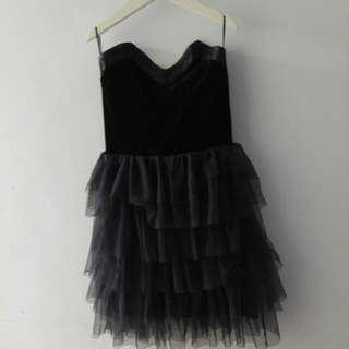 H&M 全新平口洋裝
