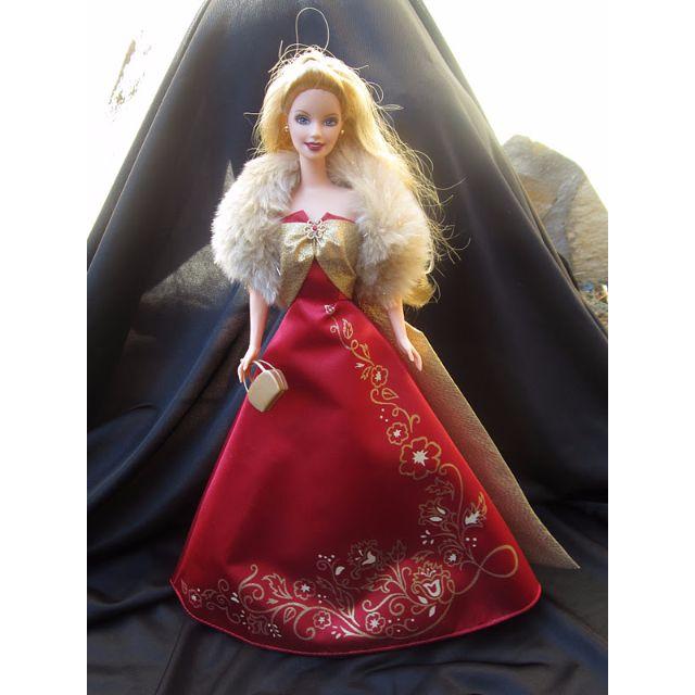 2003 Glamorous Gala Barbie Doll (Blonde)