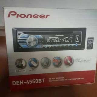 Pioneer DEH 4550BT