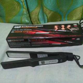 Titanium Hair Iron For Wet and Dry