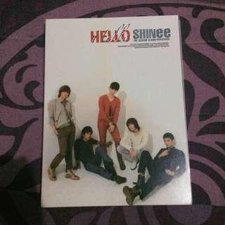 [ORIGINAL ALBUM] SHINee - Hello (Original from AVEX Taiwan)
